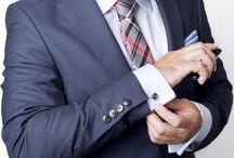 Custom Suits / Custom tailored mens suits.