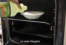 Limpiar horno