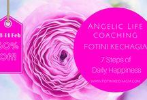Angelic Life Coaching Fotini Kechagia
