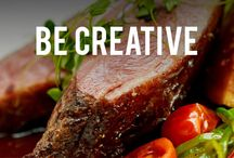Be Creative / Be creative! Discover recipes, DIY's, photos and more to inspire your creativity!