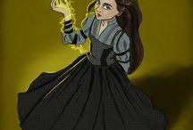 The Grey Lady / Helena Ravenclaw