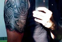 mój tatuaż