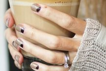nails coffee | Petite Perle / nails coffee