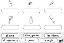 Spanish - School