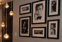 Wand fotolijstjes