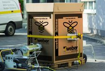 Bodenverlegung / #Weber, #Biene, #Produkte, #Bodensysteme