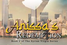 Anissa's Redemption by Zack Love / The Long-awaited contemporary romance  #sequel  to Zack Love's The Syrian Virgin!  / by Anita Toss