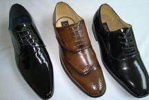 Shoes / Patent Shoes and Brown brogues