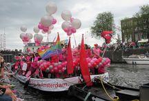 Pride Amsterdam / Pride 2017 Amsterdam