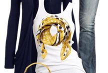 YELLOW bag's outfit