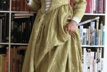 Liz's Costumes / by Leila Breton