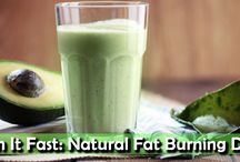 Fat Busting Foods n Drinks / Burn fat, be fit