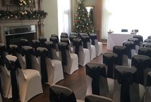 Christmas Weddings and Parties