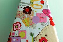 Cosiendo / Trabajos para coser.