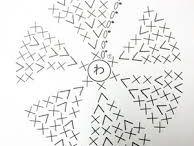 かぎ針編み図