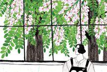그림 - Korean Illustrators