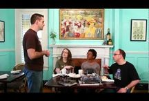 Nerd Lunch: The Web Series