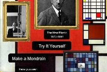:: Artist : Mondrian ::