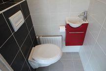 Lave mains idéal pour wc étroit ! / Découvrez un petit lave-mains de 35 x 20 cm personnalisable avec la robinetterie à gauche ou à droite idéal pour les petits espaces et wc étroits !