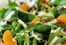 A Spotlight - Salads