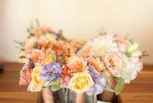 Peach & Lavender