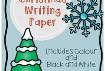 Free Writing Paper for Kids!!