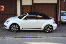"""New Beetle Cabriolet """" Fender """" 2015 / Mein neues Fahrzeug ist eine Spezialausführung von VW Hahn"""