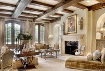Living/Family Rooms / by Lee Roth