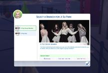 Bored Sims cc