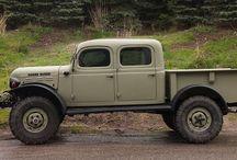 retro wagons