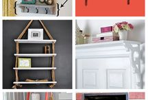 DIY Shelves / by Teresa Johnson Paul