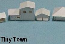 Christmas Houses & Village / Make my own.....