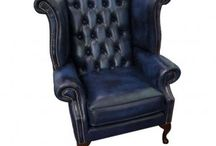 Chesterfield: Queen Anne Chairs