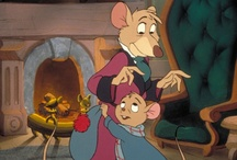 W. Disney - Great Mouse Detective - 1986