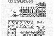 Embroidery, Blackwork