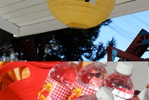 Pooh bear party / by Michelle Salazar