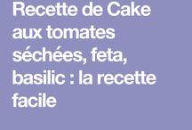 Recette de cake