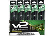 V2 Cigs / Cigarros eletrónicos