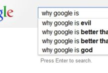 Google: the good, the bad and the ugly