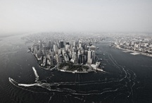 NYC Living. / In 2013 I will be living here. <3 The lifestyle. The people. The energy. NYC! / by Andrea Tapia
