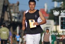 The 8th Shimla Running And Living 25K Sept 25th 2016 / A phenomenal run through nature and history which is educative mostly about yourself - you will find out what you are capable of