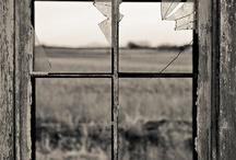 Window of Opportunity / when you look out upon the world, what do you see waiting for you? / by Pearls With Plaid