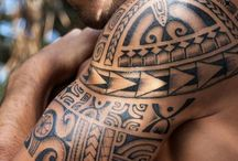 Shoulder tatoo