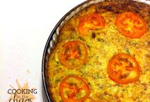 Meat Free Meals - Cooking in the Chaos