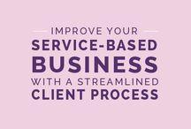 Business  - Client Process