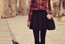 The versatile plaid shirt / Fashion