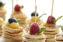 wedding breakfast ideas