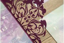 invitaciones y tarjetas