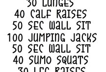 Fitness and Workouts