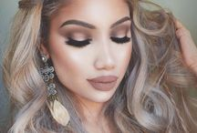 make up / a classic make up is the best thing you can wear
